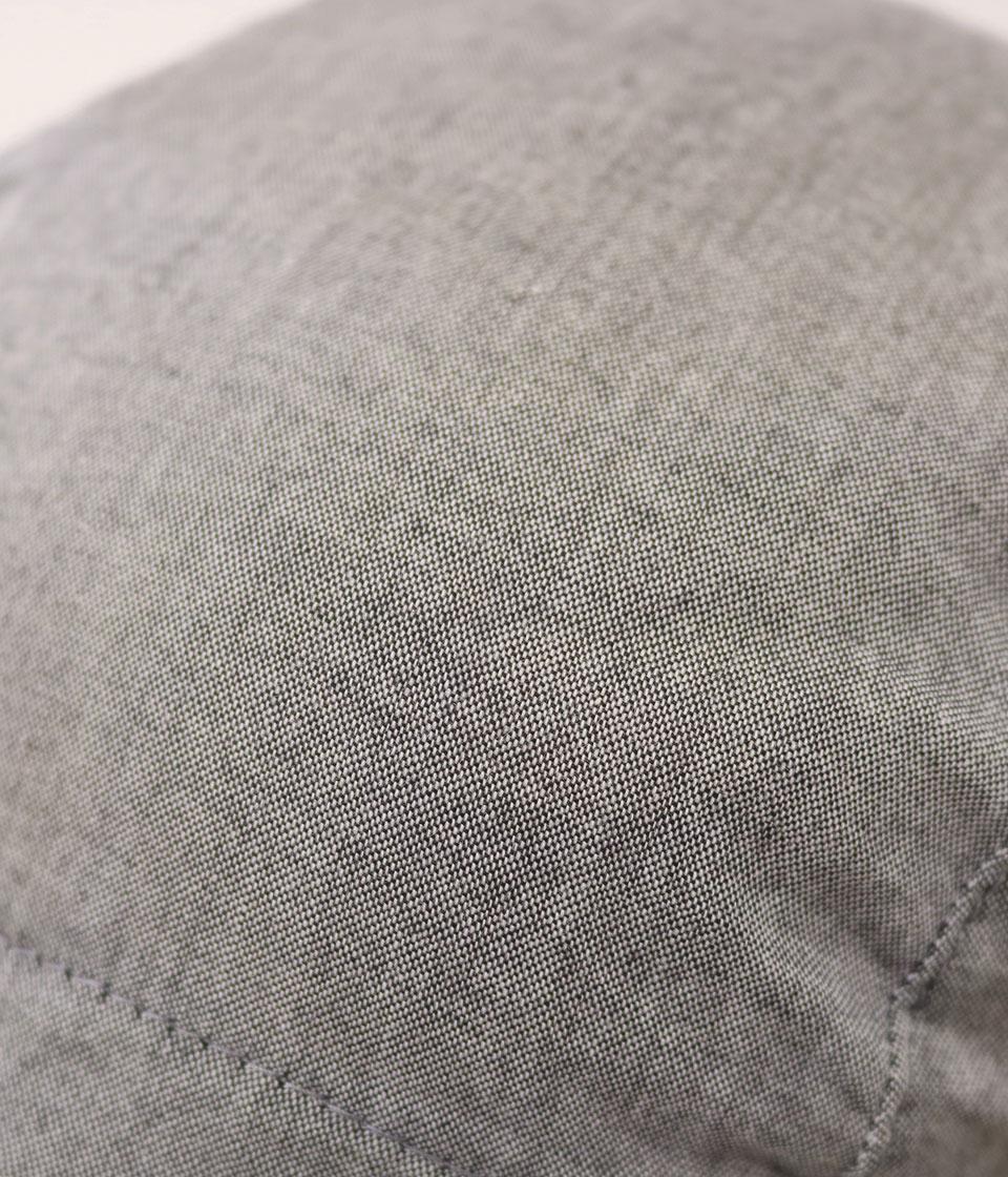 オーガニックコットンとリヨセル繊維を使用