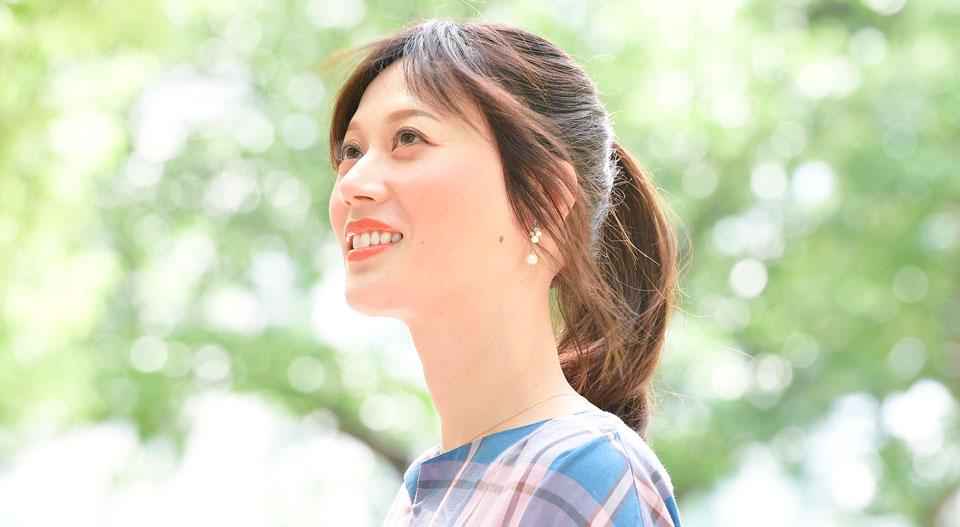 Saoriさんのモデル体験