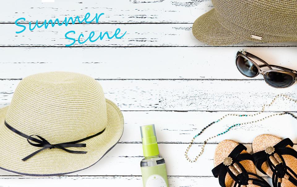 シーン別おすすめ商品:夏を乗り切る涼感アイテム